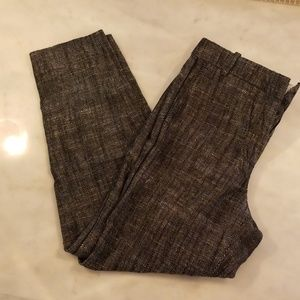 J.Crew NWT Tweed Slacks